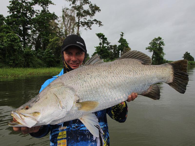Fishing in Papua New Guinea