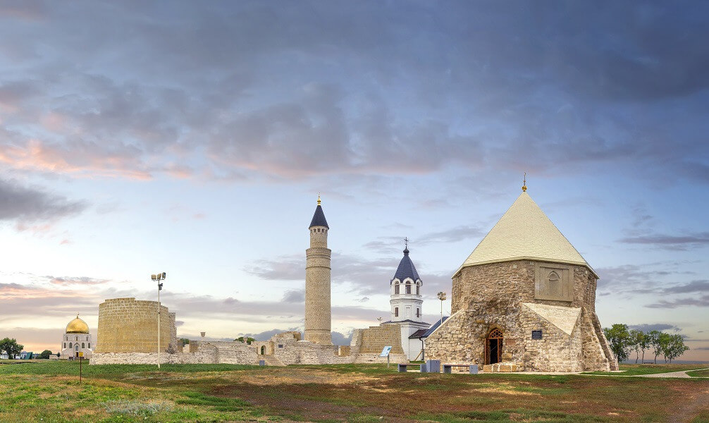 PALACES AND MOSQUES