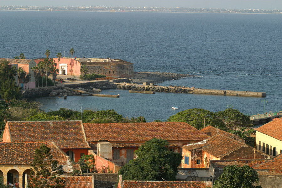SENEGAL, Enter Africa in 8 days