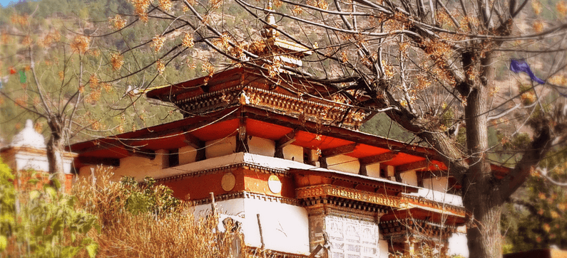 Hike to Taktsang Monastery