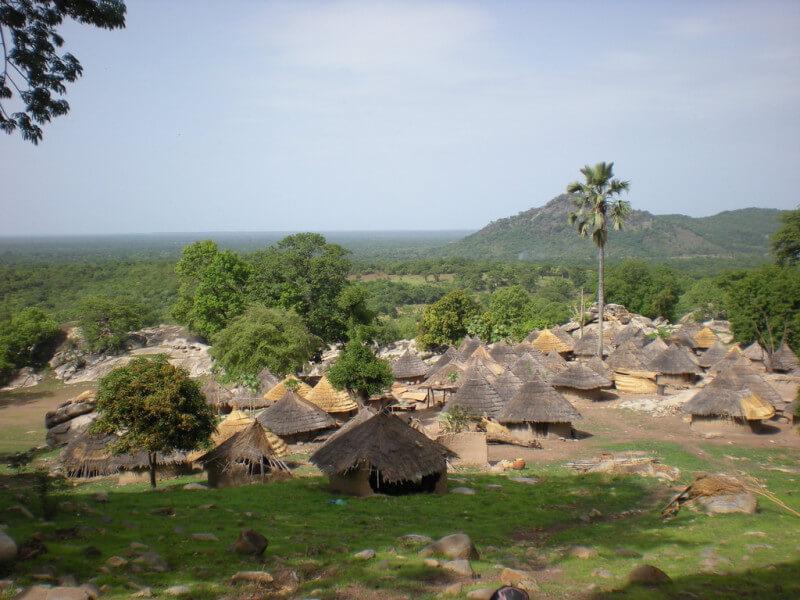 Kédougou – Ibel – Iwol – Dindéfello