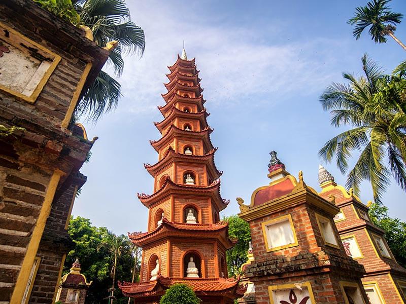 Hanoi - Halong - Hochiminh - My Tho 6D5N Package