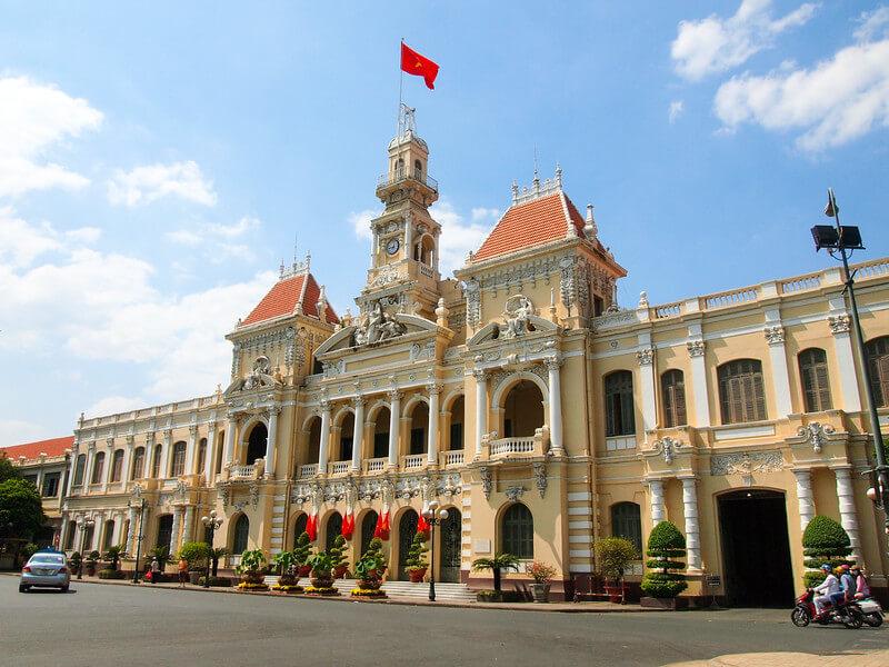 Ho Chi Minh - Cu Chi - Vung Tau - My Tho 5D4N Package
