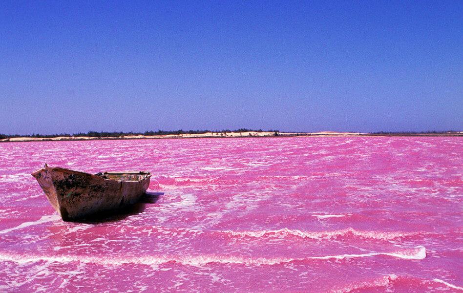 Dakar – Gorée – Pink Lake