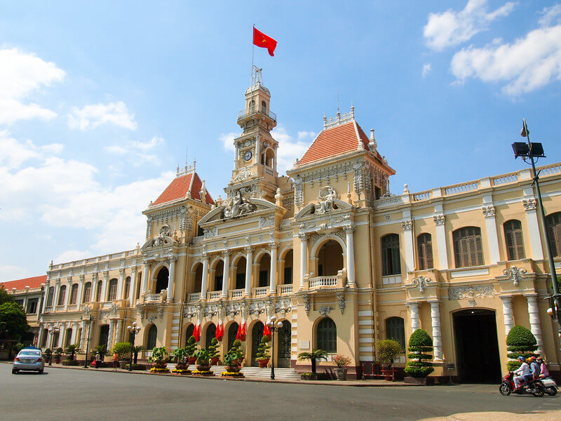 Hanoi - Halong - Hochiminh - My Tho 7D6N Package