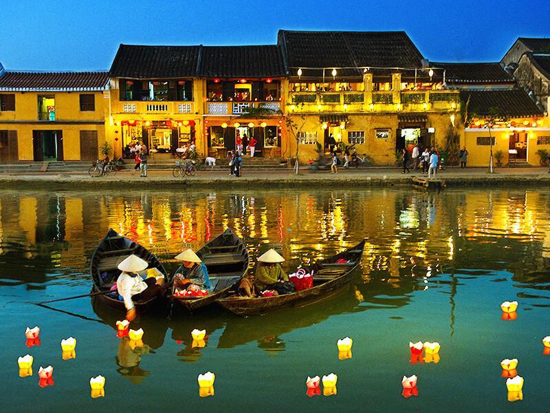 Danang - Hue - Hoi An 4D3N package