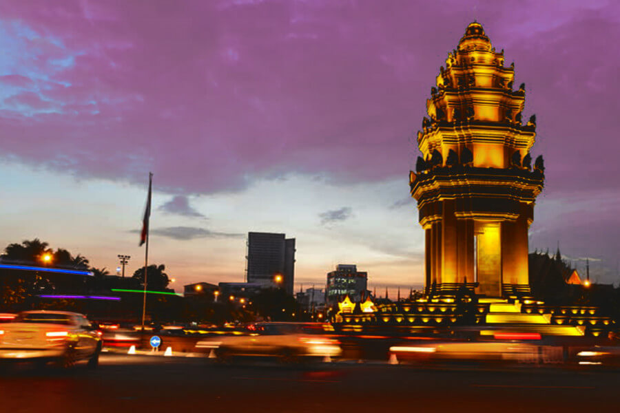 SAIGON – SIEM REAP 5 DAYS