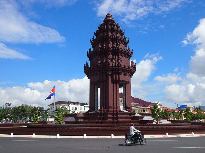 SAIGON – PHNOM PENH 5 DAYS