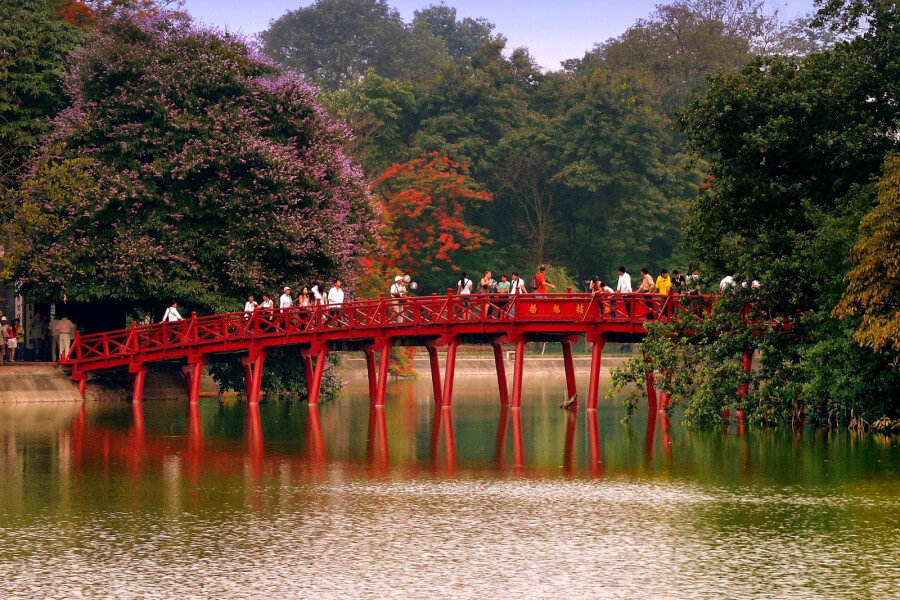 HANOI – HALONG – SIEM REAP 7 DAYS