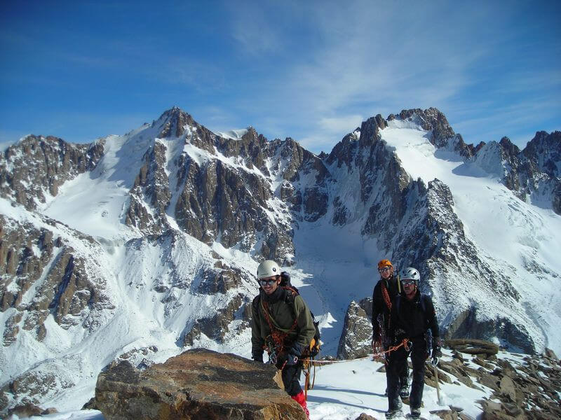 6 days hiking and climbing in Ala-Archa National Park