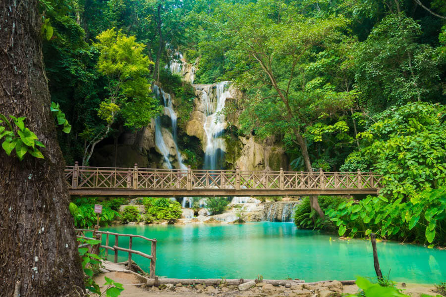 Laos Overland