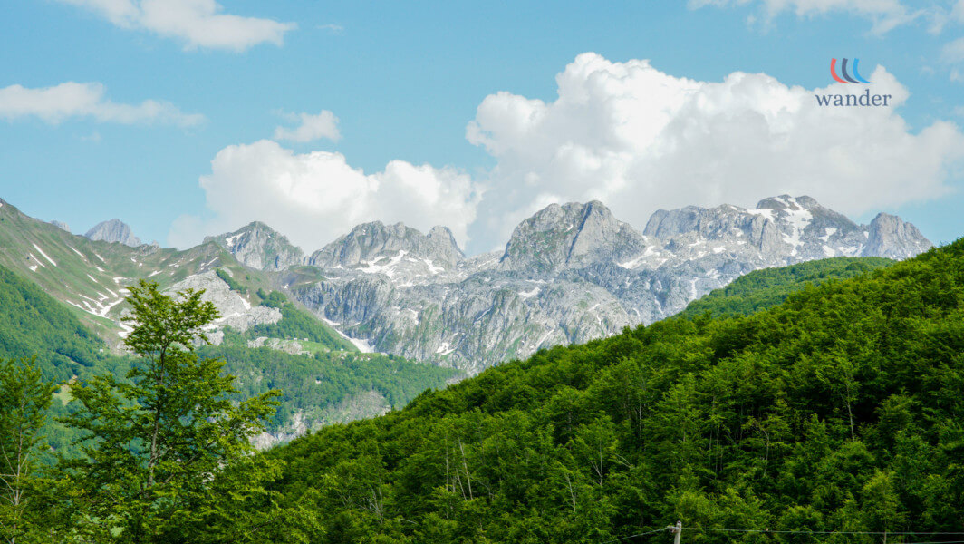 Arsa Tour - Theth Valley and Valbona Valley