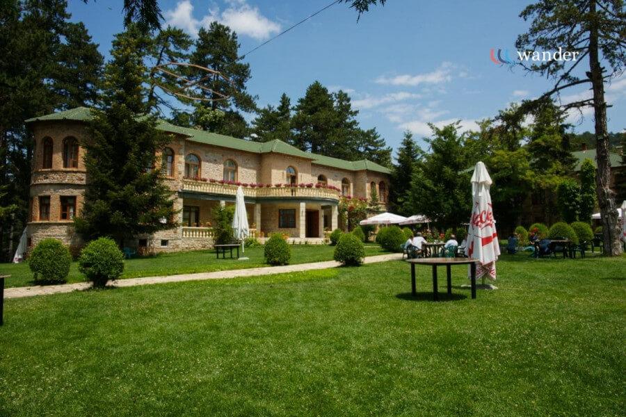 Visiting Voskopoje