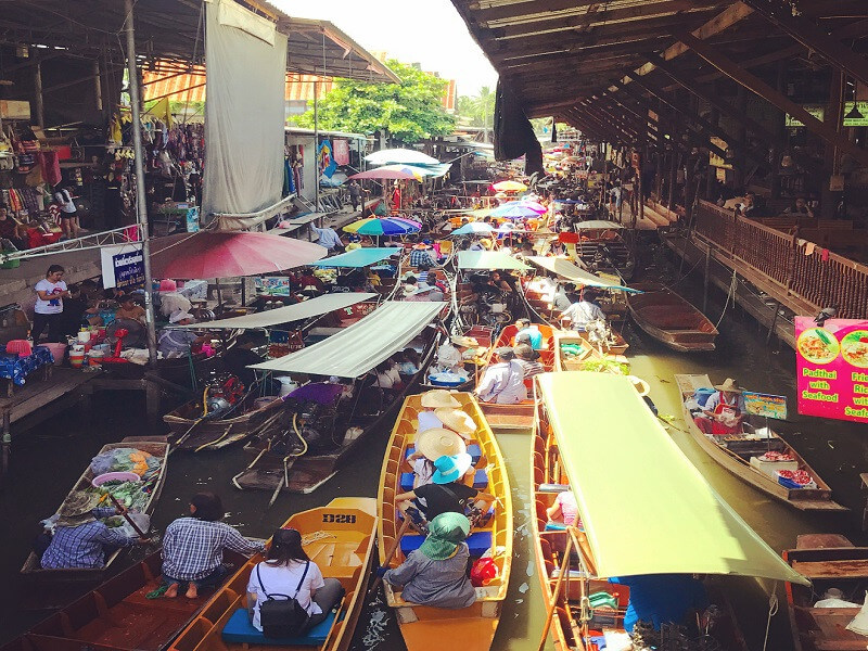 Short & relaxing Family Tour in/around Bangkok