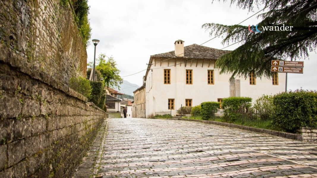 Visiting Gjirokaster and Apollonia