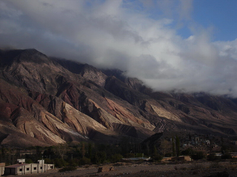 To Humahuaca, cultural world heritage