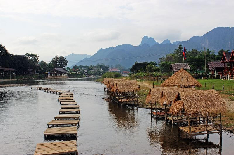 14 DAYS/13NIGHTS LUANG PRABANG TO 4000 ISLANDS LAOS