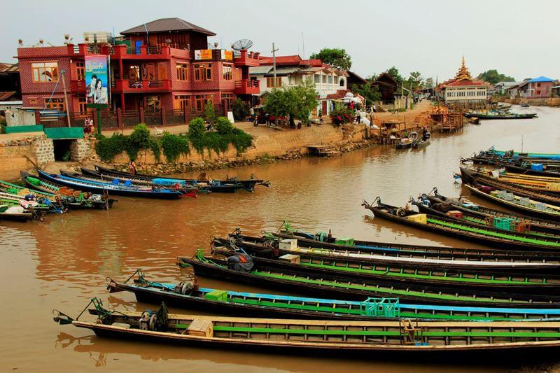 9 DAYS/ 8 NIGHTS IN MYANMAR