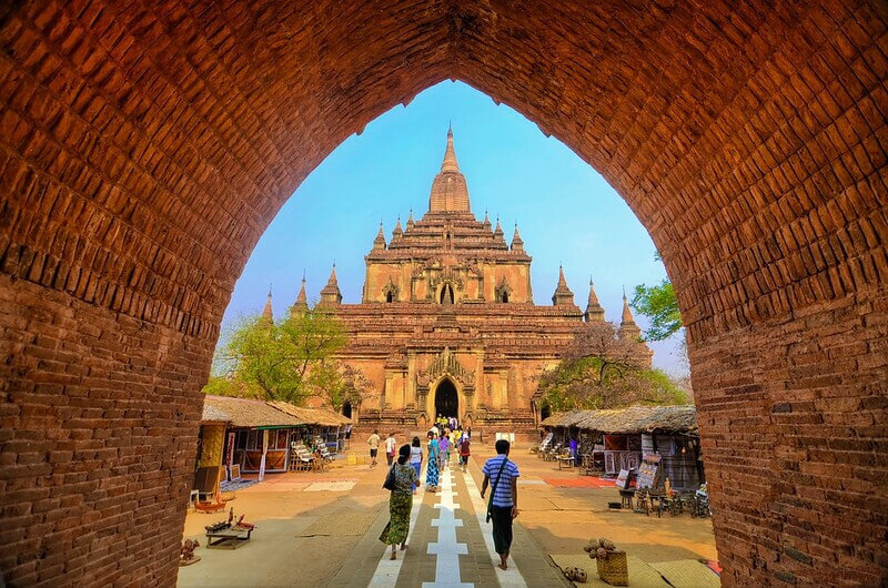 7DAYS/ 6NIGHTS IN MYANAMAR