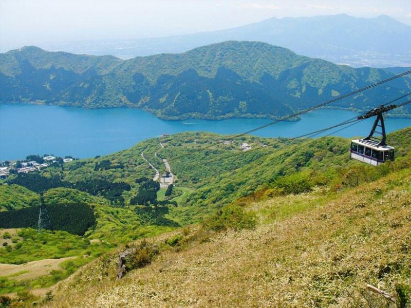 KNI Tour Code – 201004-A_ST -Tokyo, Mt.Fuji & Hakone Japan