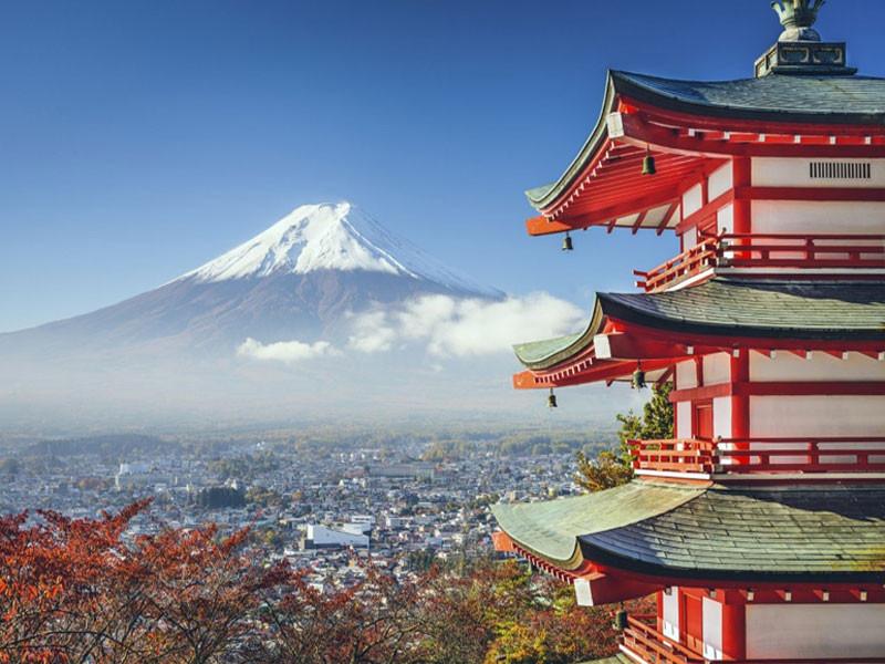 Tokyo, Mt.Fuji & Hakone ,Kyoto, Bullet (Shinkansen)