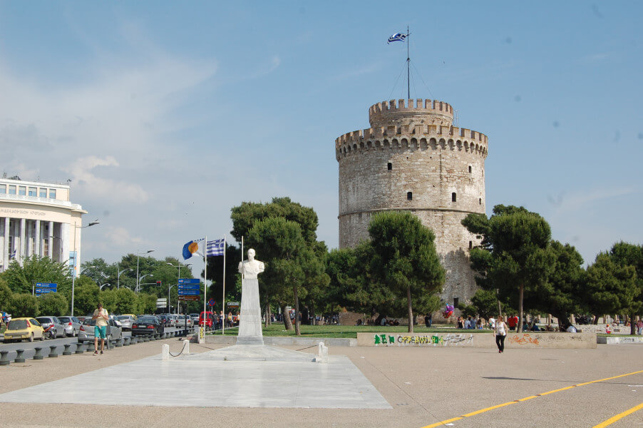 Thessaloniki (UNESCO Heritage List)