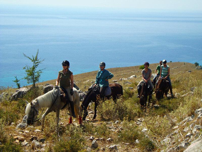 King Skerdilajdi Tour-  Horse- riding in Southern Albania