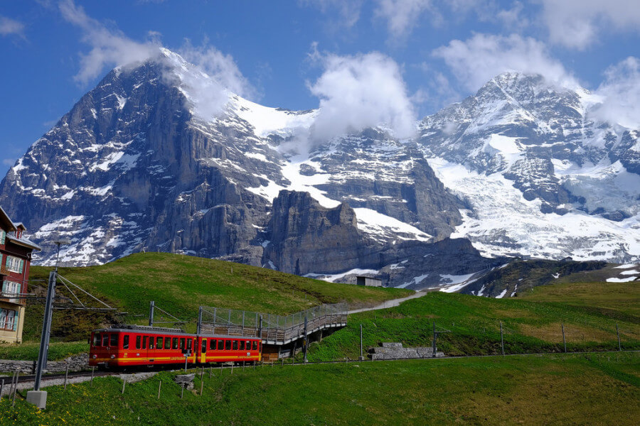 Excursion to Jungfraujoch - The 'Top of