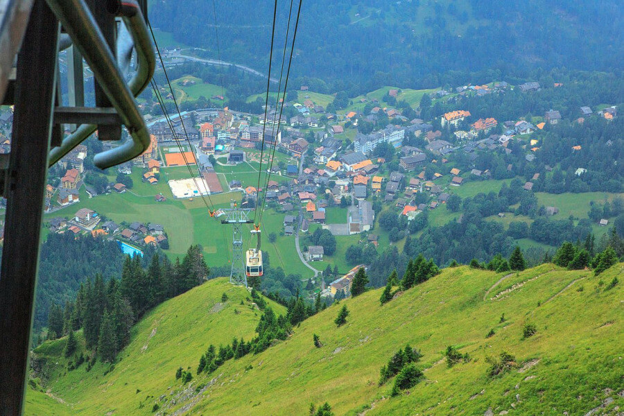 Swiss Self-Drive - Chocolate & Cheese