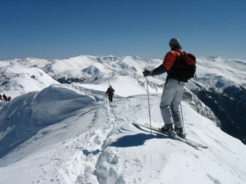 8 Days Backcountry Ski Tour Bulgaria