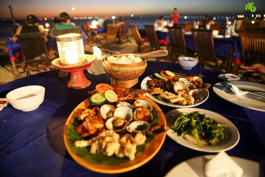 Sea Food Jimbaran Beach Dinner