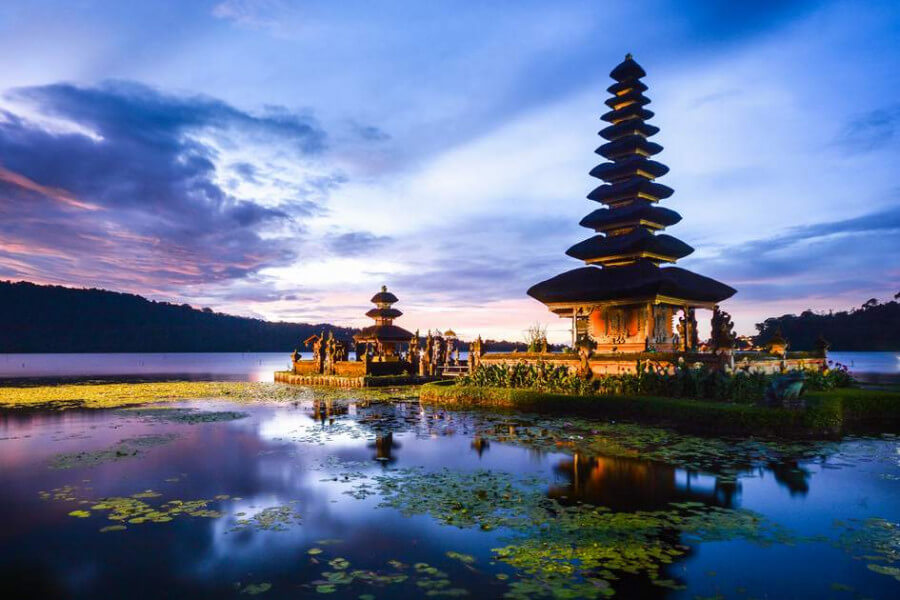 HONEYMOON UBUD TO KUTA