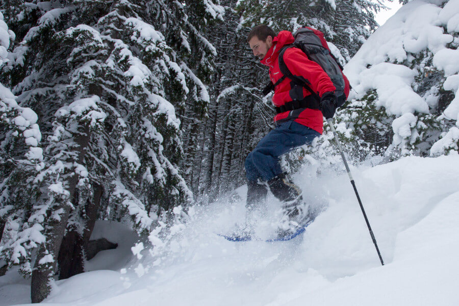 7 Days Snowshoeing in Bulgaria National Parks