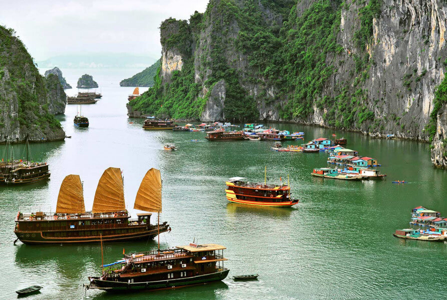 Package 03 -  07 days in the North and South of Vietnam