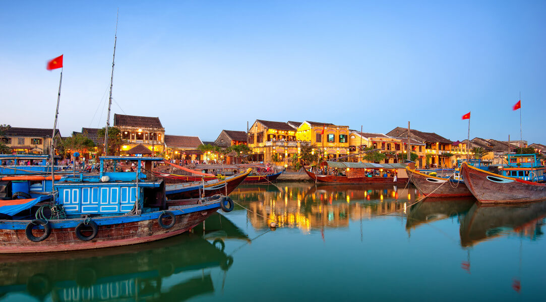 Package 06 -  VIETNAM HIGHLIGHT 10 DAY TOUR