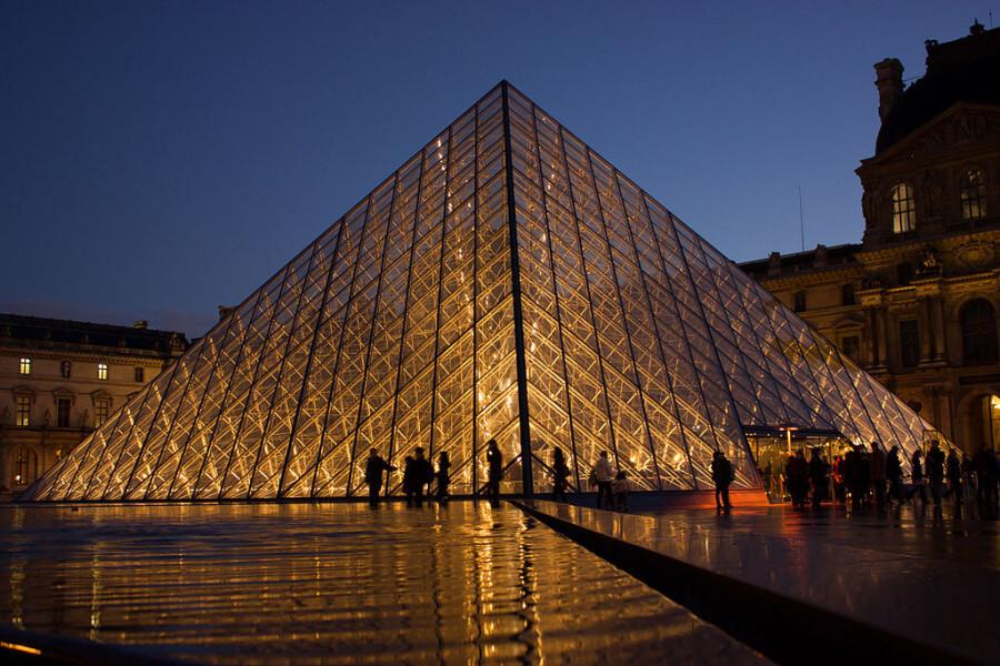 Treasures of London and Paris