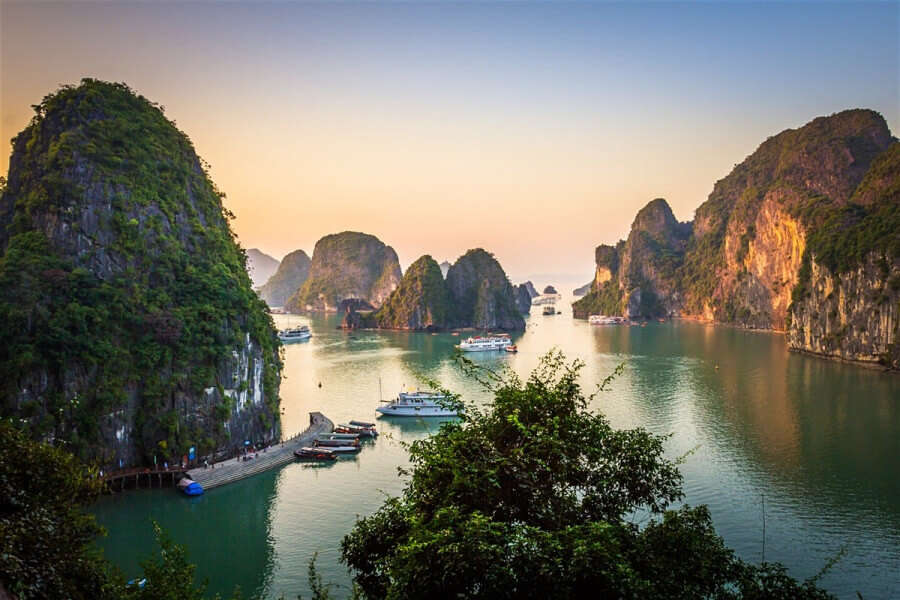 Package 04 - 14 days Tour in Viet Nam