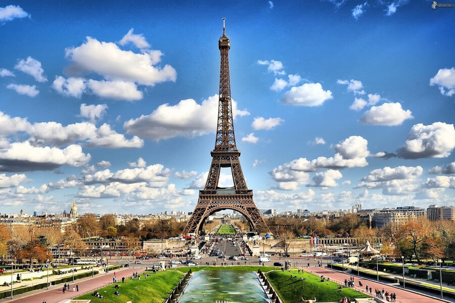 Paris and Wine Country