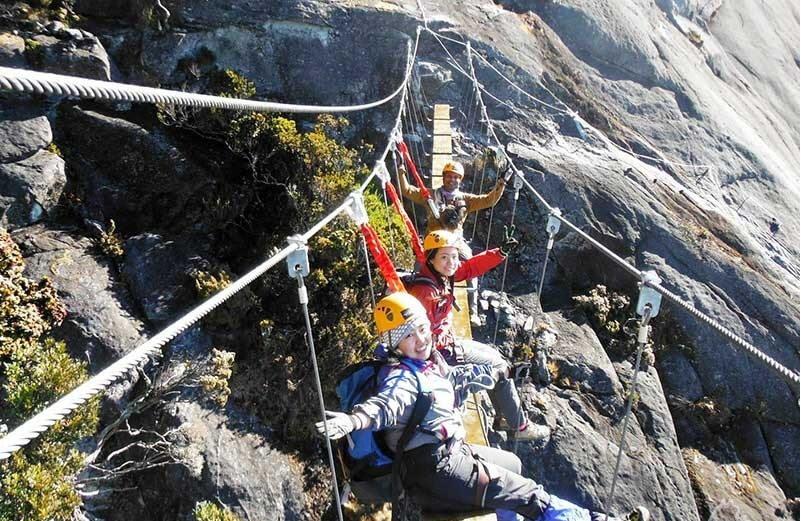 6D5N Mt Kinabalu + Rafting & Island Tour