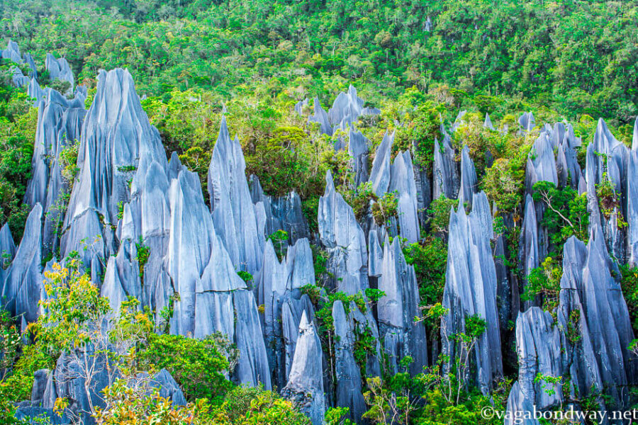GUNUNG API/ MAGNIFICIENT PINNACLES