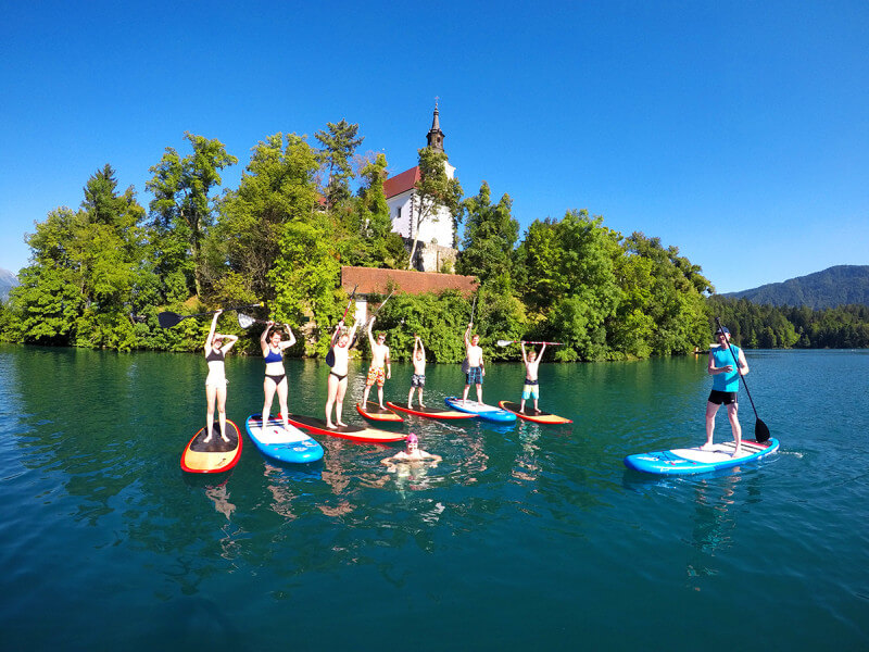 Slovenia Adventure Week