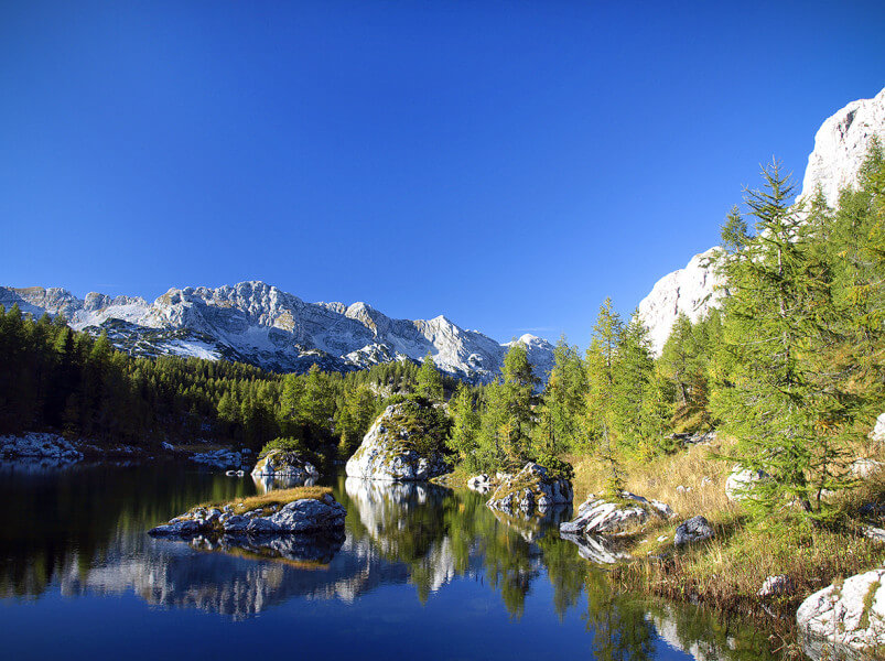Self-Guided Trekking across the Julian Alps