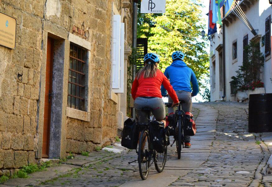Slovenia And Parenzana Self-Guided Cycling