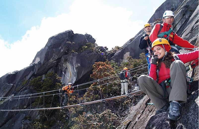5D4N Mt Kinabalu + Manukan Island Tour