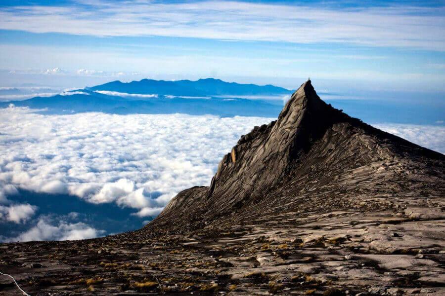 LOW'S PEAK/ DESCEND MT. KINABALU/ KK
