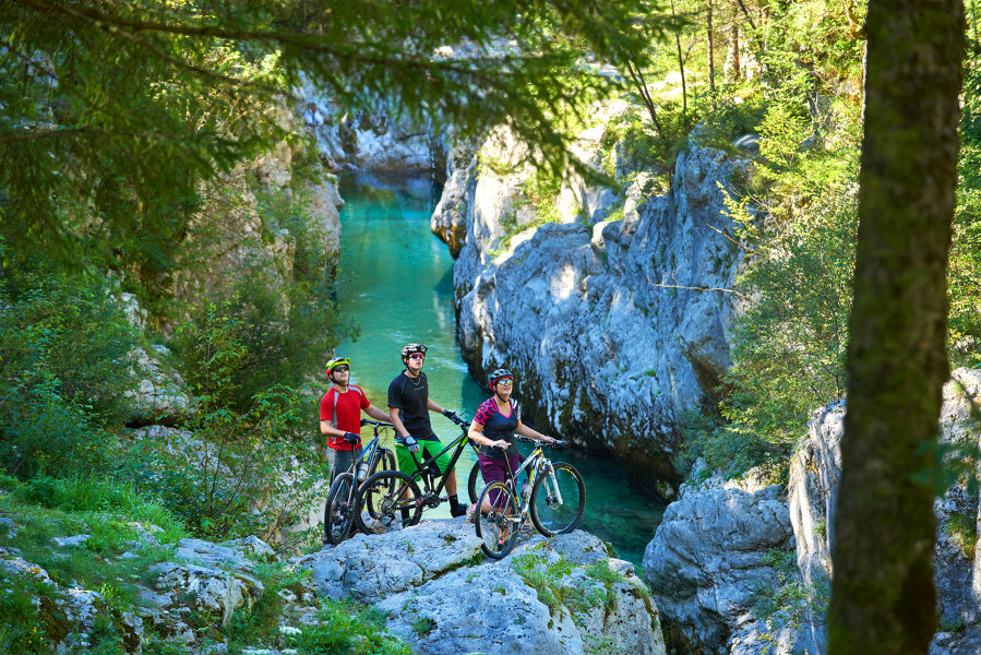 Slovenian Self-Guided Cycling Holidays