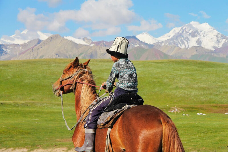 10 Amazing Days in Kyrgyzstan with 2 Days of Horseback Riding