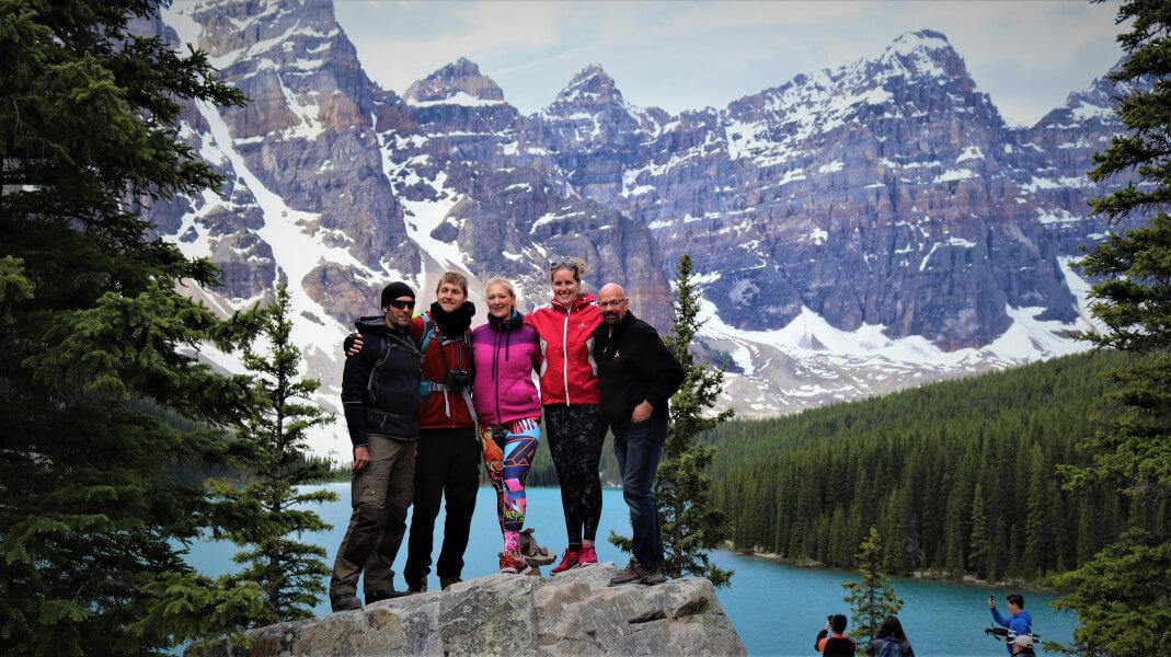 British Columbia & Rocky Mountain Spectacular