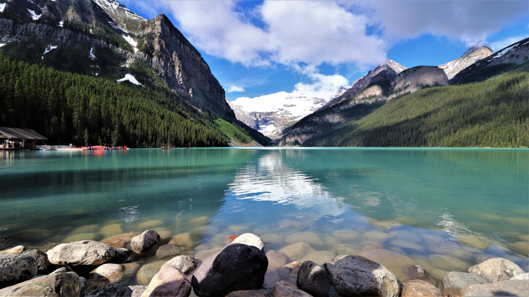 British Columbia & Rocky Mountains Spectacular