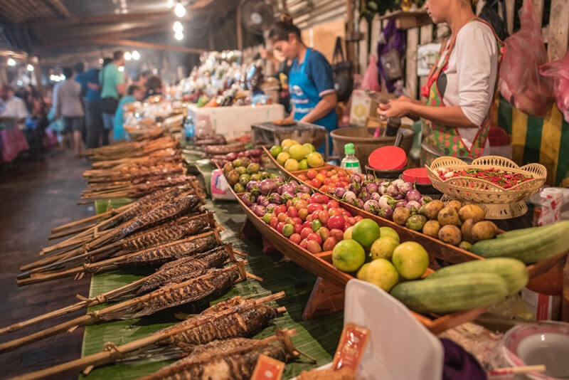 SEE ALL EAT WELL: Cambodia - Thailand - Laos